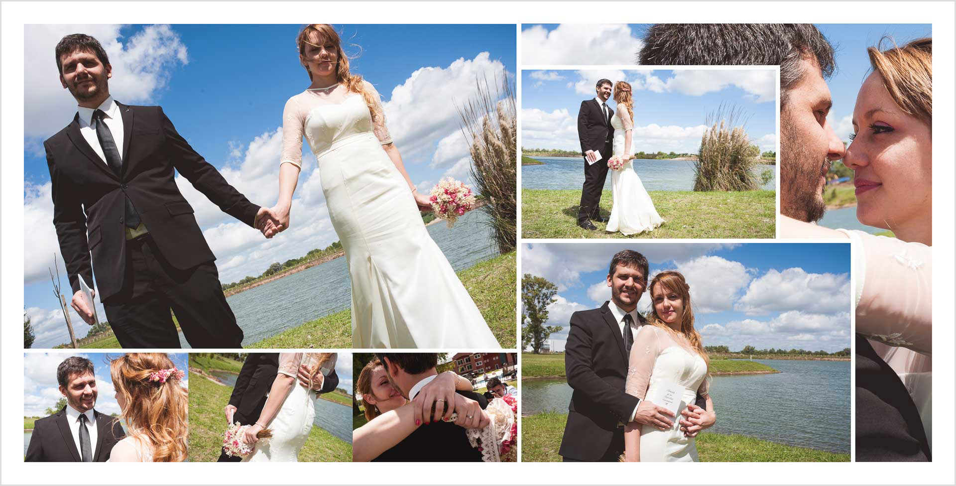 Boda de día en Howard Johnson Ezeiza